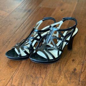Naturalizer Shoes Cute Black Block Heels Poshmark